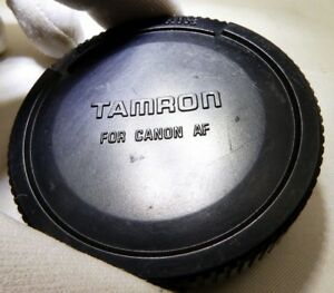 Tamron AF Rear Lens Cap for Canon EF S mount 24-70mm 70-200mm f2.8 10-24mm SP Di