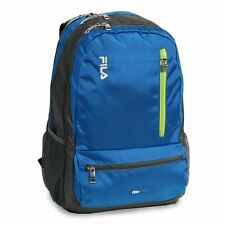 FILA Nexus 15.6-inch Laptop Backpack School Book Bag - NWT