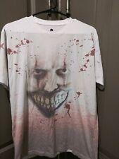 Universal Halloween Horror Nights American Horror Story Freak Show T Shirt XL