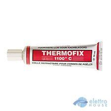 THERMOFIX ADESIVO REFRATTARIO PER TEMPERATURE FINO A 1100°C  TUBETTO DA 115gr...