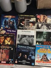 Lots Of Promotional Films Movies DVD's All Tested Excellent Conan dr who