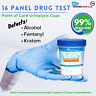 16 Panel Multi-Drug Test Cup with KRA, FYL and ETG Detection