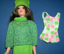 #1250 Francie doll Repro Gad-Abouts new without box 1990's Contemporary Barbie