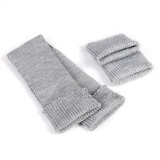 Tessuti e stoffe grigi acrilici per hobby creativi, lunghezza/quantità al metro