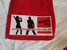 Rosenstolz Schal Fanclub NEU RAR
