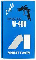 Anest Iwata W-400-144G Bellaria Gravity Spray Gun 1.4mm (Cup sold Separately)