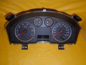 06 Five Hundred Speedometer Instrument Cluster Dash Panel Gauges 119,707