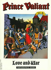 Prince Valiant Vol. 16: Love and War, Fantagraphics, Story & art by Hal Foster.