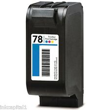 1 x Ink Cartridge Non-OEM Alternative With HP No 78 Colour 38ml 6578A