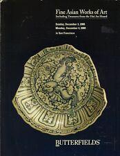 BUTTERFIELDS Hoi An Hoard Shipwreck Chinese Porcelain Auction Catalog 2000
