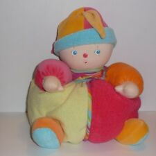 Doudou Clown Corolle - Multicolore