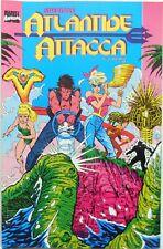 PLAY PRESS MARVEL ANNUAL SPECIALE ATLANTIDE ATTACCA 1993 VOLUME UNICO