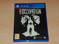 The Occupation PS4 Playstation 4 **FREE UK POSTAGE**