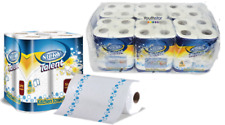 24 ROLLS X NICKY TALENT ABSORBENT KITCHEN TOWELS / ROLL PRINTED *SPECIAL OFFER*