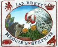 Hedgie's Surprise, Brett, Jan, Very Good Book