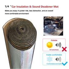 Heat Shield Insulation - Car Sound Deadener - Noise Control Dampening 36