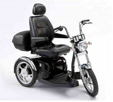 Sport Rider trike mobility scooter 8mph speed and 31 miles range