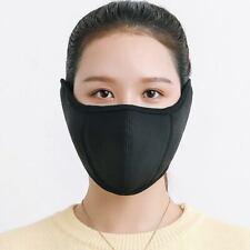 Adult Face Masks adjustable nose ear warm Winter Reusable mask, outdoor Fashion