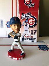 Kris Bryant Bobblehead Iowa Cubs Chicago Cubs Minor League MLB Not SGA