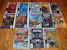 Lot Of (13) Marvel Comics Friendly Neighborhood Spider-man