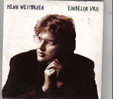 Henk Westbroek-Eindelijk Vrij cd single