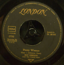 "7 "" Roy Orbison - pretty woman / Yo Te Amo Maria"