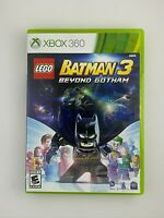 LEGO Batman 3: Beyond Gotham - Xbox 360 Game - Complete & Tested
