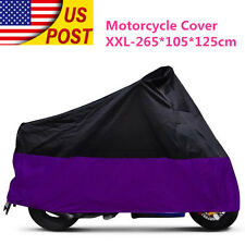 XXL Motorcycle Waterproof Cover For BMW R1150GS Adventure R1200GS R1200RT