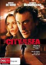 CITY BY THE SEA Robert De Niro, Frances McDormand, James Franco DVD NEW