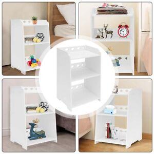 Bedside Tables Cabinet Drawer Night Stand Storage Furniture Shelf Cupboard