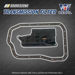 Wesfil Transmission Filter for Toyota Aurion Tarago GSR50 3.5L V6 2006-2020