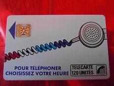 N.rèf : TELECARTE - Ko.59A.440.V ? - CORDON BLANC - VERSO BLANC - LUXE - Côte ?