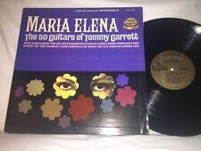 MARIA ELENA - THE 50 GUITARS OF TOMMY GARRETT LIBERTY RECORDS PREMIER SERIES LP