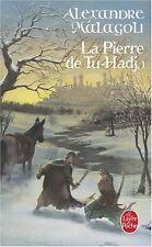 La Pierre de Tu-Hadj 1.Alexandre MALAGOLI.Fantasy SF38