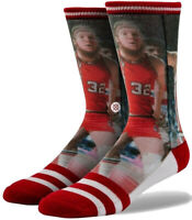 Calze Uomo Nba Legends Collection Bill Walton Multicolore Stance Socks Men Bl...
