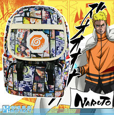 Anime NARUTO Backpack bag cosplay Student backpack Shoulder School bag gift