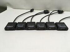 6 X Genuine HP Display Port to DVI SL Adapter 752660-001.(C23)