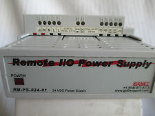 Sixnet 110 Power Supply REMOTE TRAK-RS485- MODUS 1/0 MODULES- RM-PS-024-01