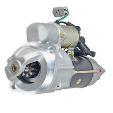NEW 24V STARTER FITS KOMATSU EXCAVATOR PC60-6 4D95L-1 ENGINE 2000-10 0230000330