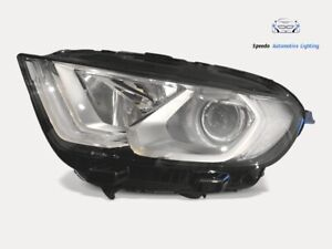 SCHEINWERFER FORD ECOSPORT FACELIFT LINSE+LED LINKS PHARE FARO TOP ZUSTAND!