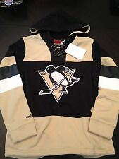 Pittsburgh Penguins NEW Youth X-Large Offside Hooded Sweatshirt . NHL Hockey Fan