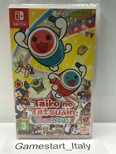 TAIKO NO TATSUJIN DRUM'N'FUN - NINTENDO SWITCH - NUOVO SIGILLATO PAL VERSION