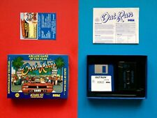 OUT RUN Atari ST Game SEGA OVP Diskette + Soundtrack BIG BOX Turbo CIB Amiga C64