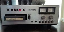 Fisher 8 track player recorder ER 8115