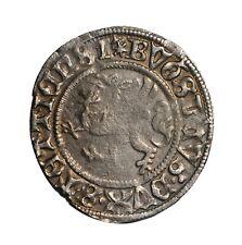 Pomerania Schilling Bogislaw X  DATED 1501  RARE