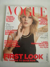 Vogue UK Young London By Testino Aug 2006,Country House fashion,territorialism