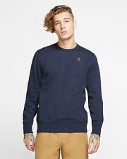 Hurley Therma Protect (Nike Therma-FIT) Sweater Navy, Size M - NWT