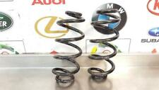 2 X NISSAN X-TRAIL MK3 T32 2013- REAR SUSPENSION COIL SPRING SET PAIR OF