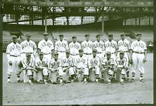 "Negro League Homestead Grays Baseball Team, 1942 On Postcard 4""x6"""
