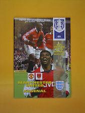FA Cup Semi-Final - Manchester United v Arsenal - 11th April 1999